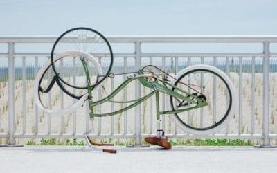 The flat tire commuter