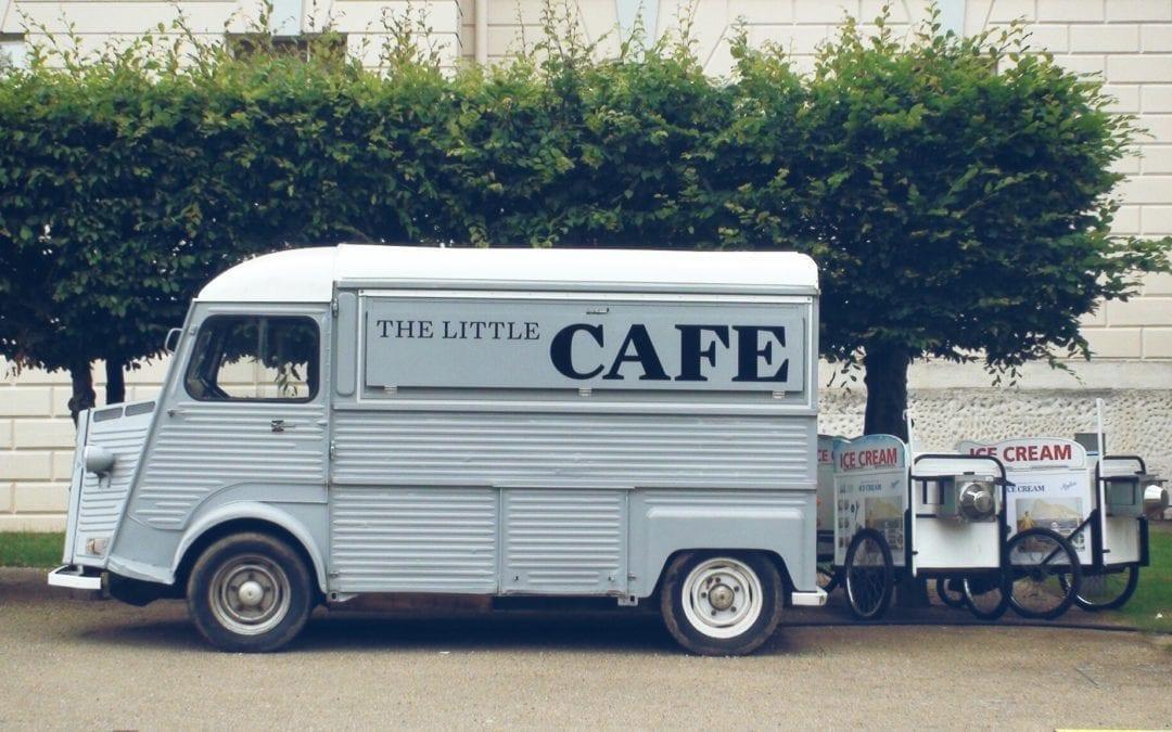 Tax trucks, food trucks, weekend-entrepreneurs – it's all in the location