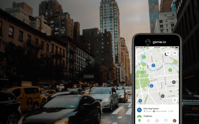 Press release – Geme.io – the only scalable smart city app receives EU funding