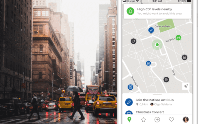 Press release: The smart city app, Geme.io, is putting air pollution front and centre.